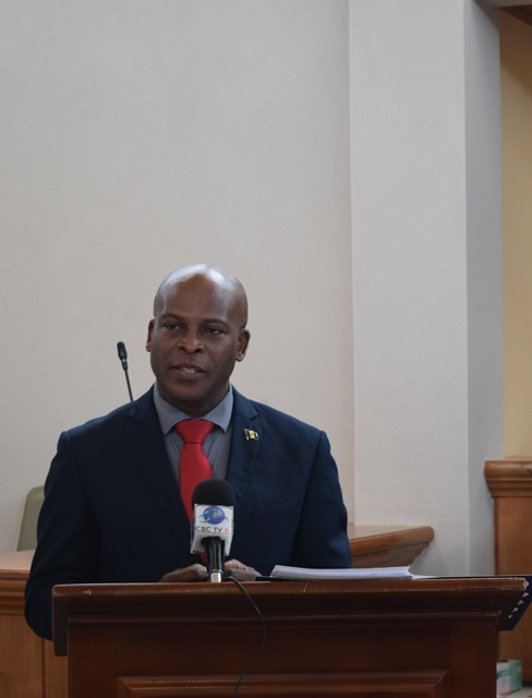Remarks by, Hon. Edmund Hinkson, Minister of Home Affairs and Sir Marston Gibson, Chief Justice of Barbados, at the Barbados Drug Treatment Court Third Cohort Graduation Ceremony. Also present were members  of the Diplomatic Corps. Monday 25 February 2019