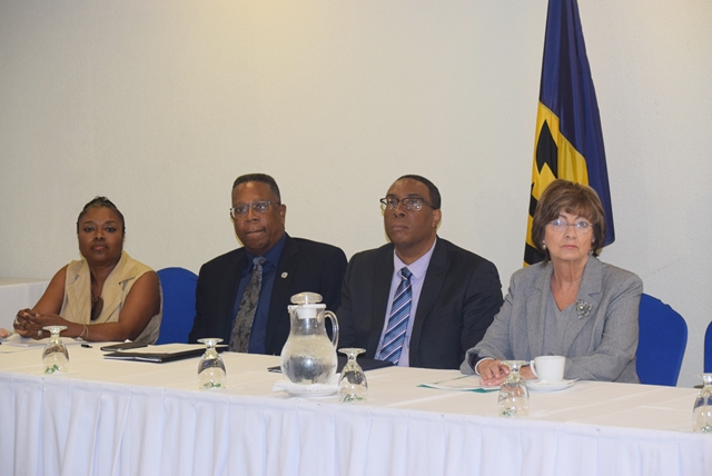 OAS workshop on Effective Heritage Registries and National Registries at the Radisson Aquatica Resortl Barbados