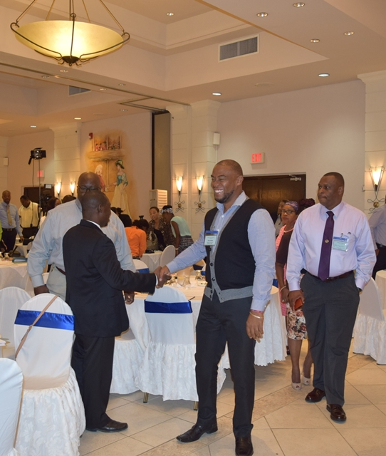 National Council on Substance Abuse (NCSA), 2nd National Consultation on the Barbados Anti-drug Plan, at the Savannah Hotel Christ Church Barbados, Jan 18, 2017