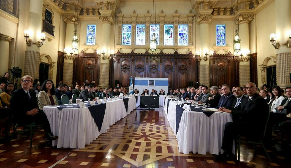 Oea oficinas en los estados miembros guatemala for Mobiliario de oficina guatemala