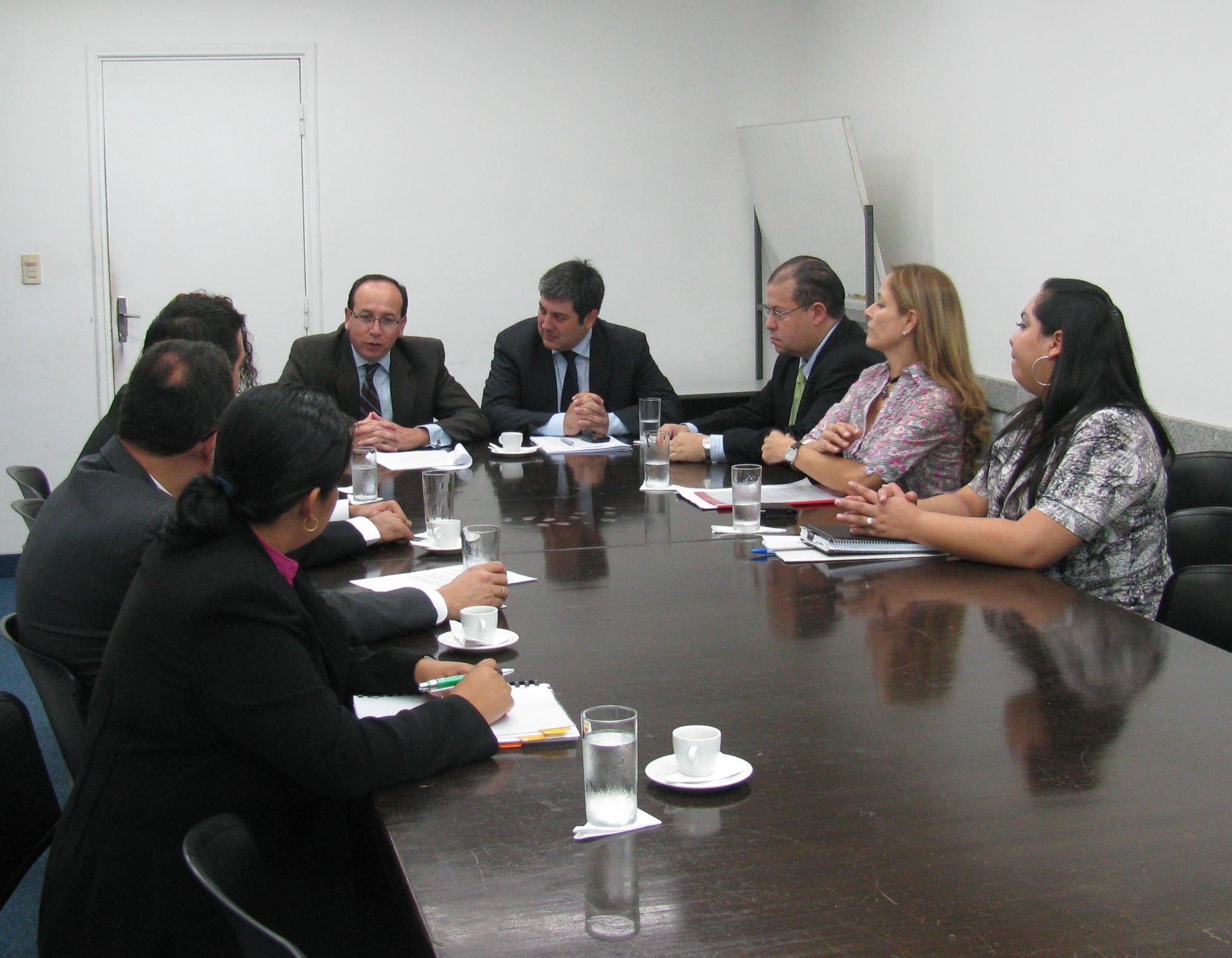 Oea oficinas en los estados miembros paraguay for Oficina virtual de empleo jccm
