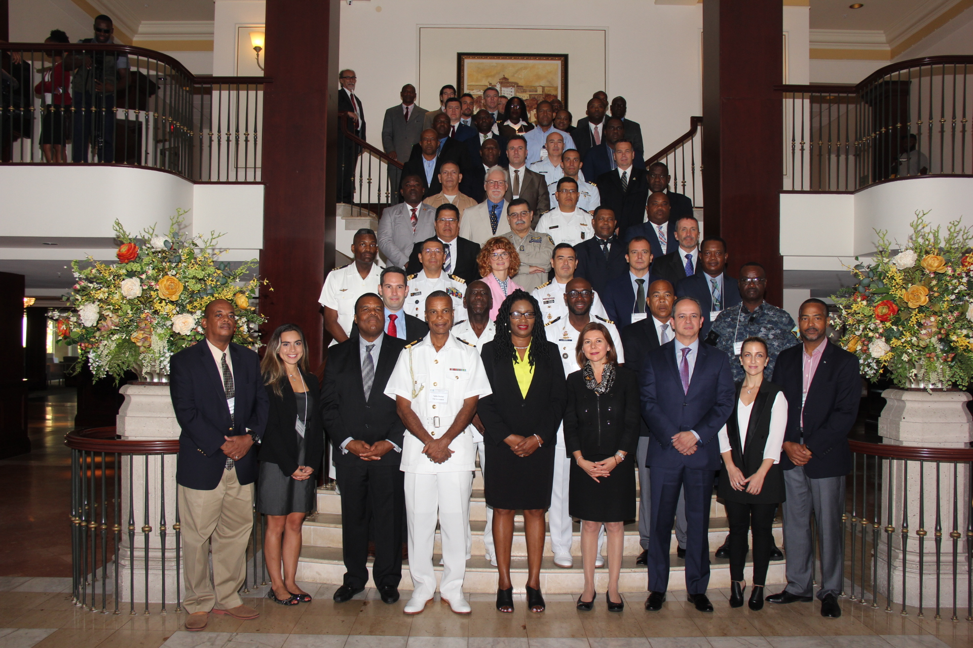 The Bahamas Hosts CICAD's Narcotrafficking Meeting