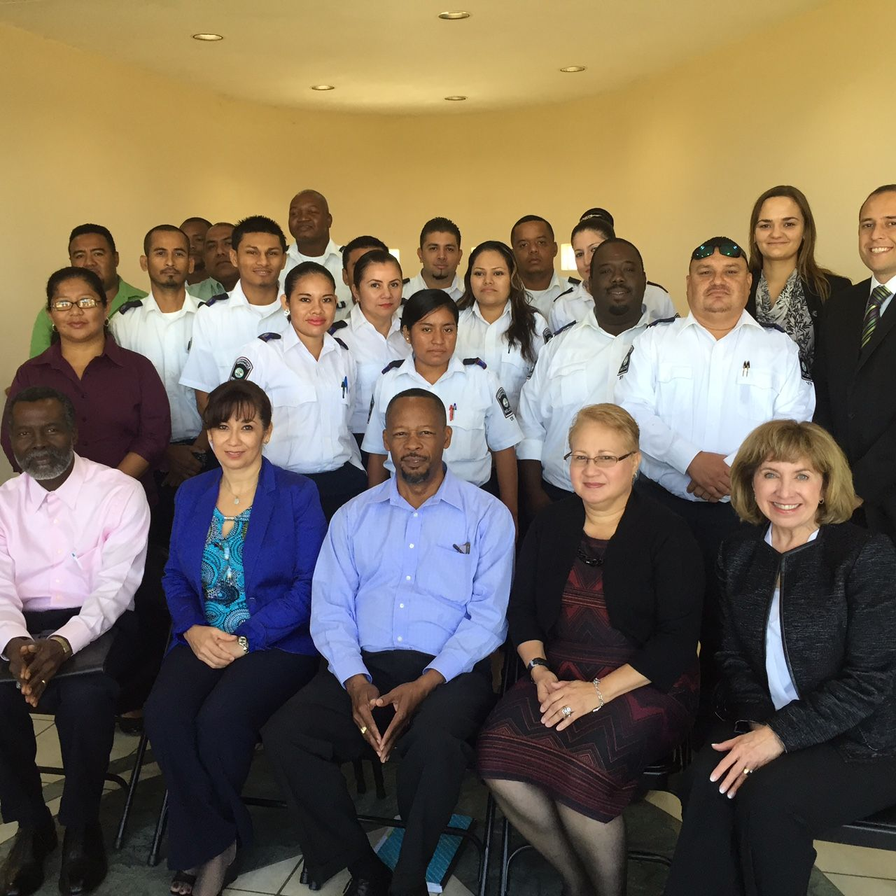OAS Belize Office assist in Promoting Travel Document Course