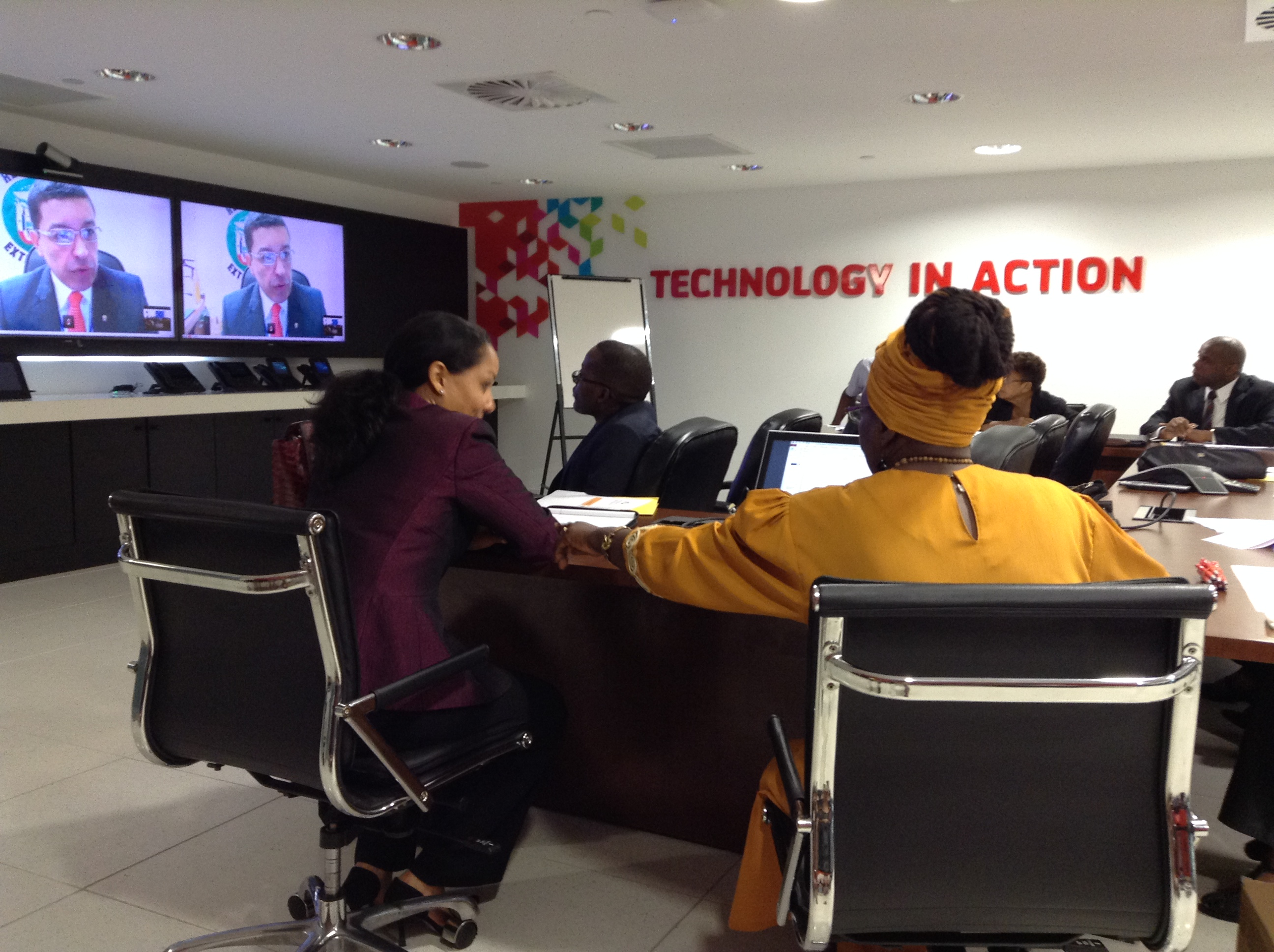 First local consultations with civil society in preparation of the VII Summit of the Americas
