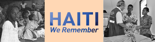 Haiti: We Remember
