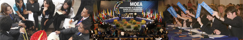 Model OAS General Assembly (MOAS)