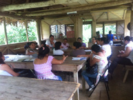 Course for Indigenous Women and Leaders in Costa Rica
