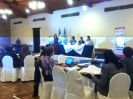 Presentation of the Report Access to Justice for Women Victims of Sexual Violence in Mesoamerica