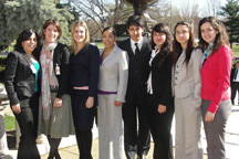 IACHR interns, January-April 2010