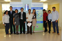IACHR interns, September 2009