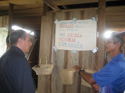 Photo of the IACHR Visit to Afro-Colombian communities by the Jiguamiandó and Curvaradó Rivers, Chocó Department, Colombia