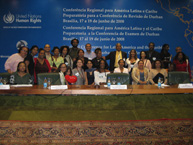 Regional Conference, Preparatory of the Durban Review Conference (June 2008)