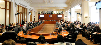 Hearings to OAS Member States on Strengthening of the Inter-American System of Human Rights