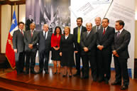 Ceremony in Santiago, Chile, to Commemorate the 50th Anniversary of the IACHR