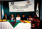 Guatemala, June 28-29, 2001: Seminar on the Rights of Indigenous Women in the Inter-American System
