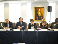 photo3 Meeting of Experts on Violence and Impunity