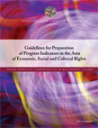 Guidelines for Preparation of Progress Indicators in the Area of Economic, Social and Cultural Rights