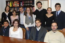 IACHR interns, Fall 2010