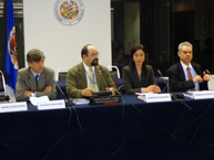 The Rapporteurship officially launched the Report on the Human Rights of Persons Deprived of Liberty in the Americas