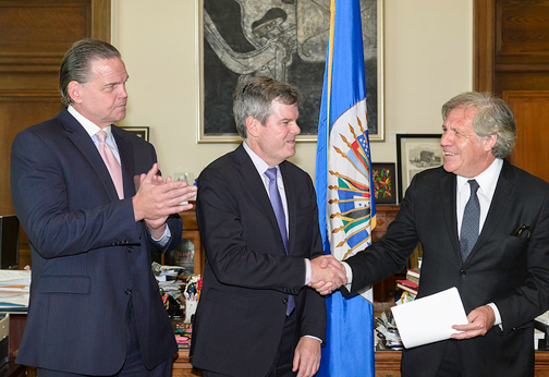 The United States Strengthens the OAS Cybercrime Training Program