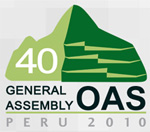 2010 OAS General Assembly