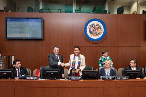 OEA y KOLAU Marketing cooperarán para promover la digitalización de las micro, pequeñas y medianas empresas