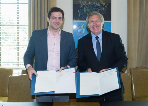 La OEA y la ONG Asuntos del Sur cooperarán para empoderar a grupos vulnerables en la región