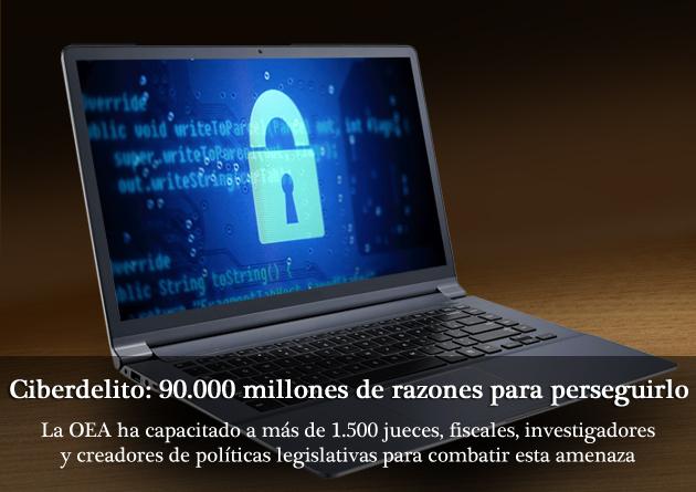 Ciberdelito: 90.000 millones de razones para perseguirlo