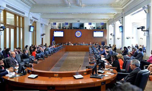 oas.org - Consejo Permanente de la OEA considerará la situación en Venezuela