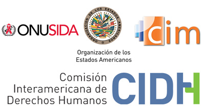 UNAIDS, Organization of American States, Inter-American Com¬mission on Human Rights, Inter-American Commission of Women, AMA | Art Museum of the Americas