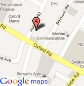 OAS Office in Jamaica - by Google maps