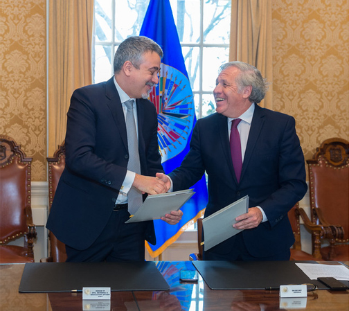 OAS Telecommunications Commission and AT&T Boost Digital Education in the Americas