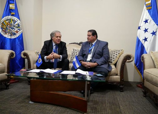 OAS to Support Honduras in Prison System Reform with Integrative Policies