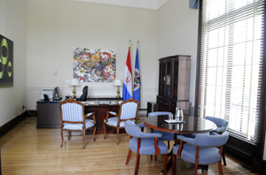 Chair of the Permanent Council