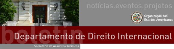 Departamento de Direito Internacional > OEA