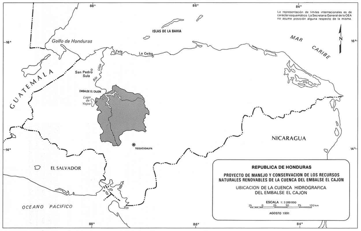 Honduras  Proyecto de Manejo de los Recursos Naturales Renovables