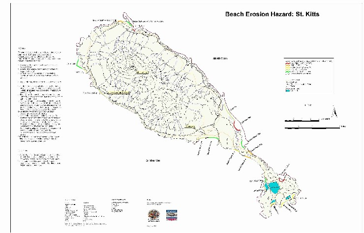 Pgdm Beach Erosion Hazard Mapping Page