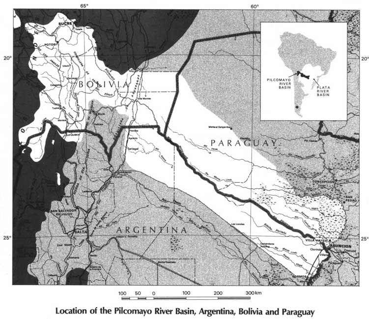 Case study 3 - The Pilcomayo river basin study: Argentina, Bolivia ...