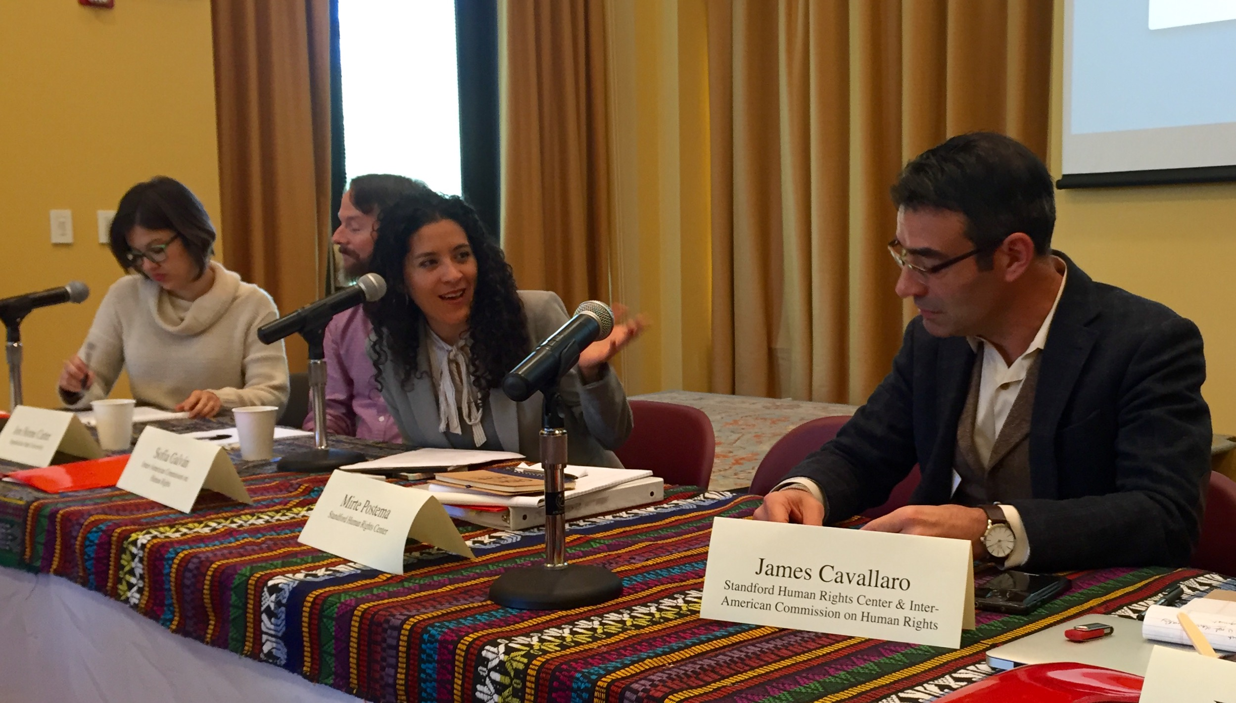 Symposium Carceral Worlds and Human Rights across the Americas