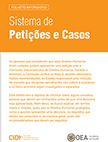 How to present a petition, brochure in Portuguese