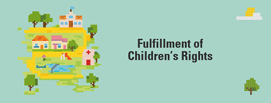 Fulfillment of Children's Rights