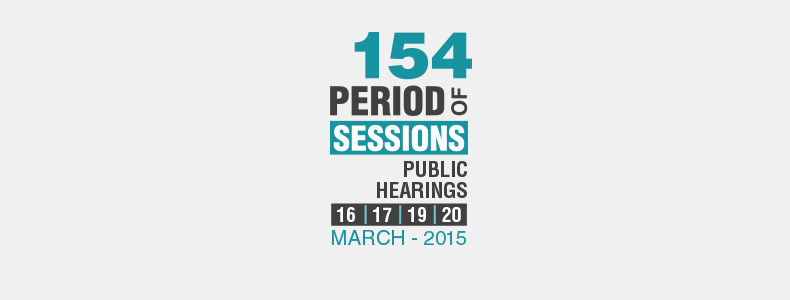 Report on the 154th Session of the IACHR
