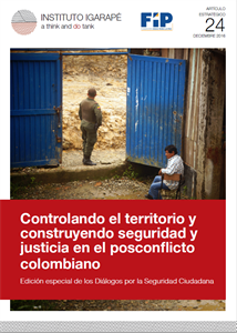 Avoiding the Perfect Storm: Criminal Economies, Spoilers, and the Post-Conflict Phase in Colombia