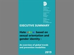Hate crimes based on sexual orientation and gender identity: an overview of global trends and prevention modalities