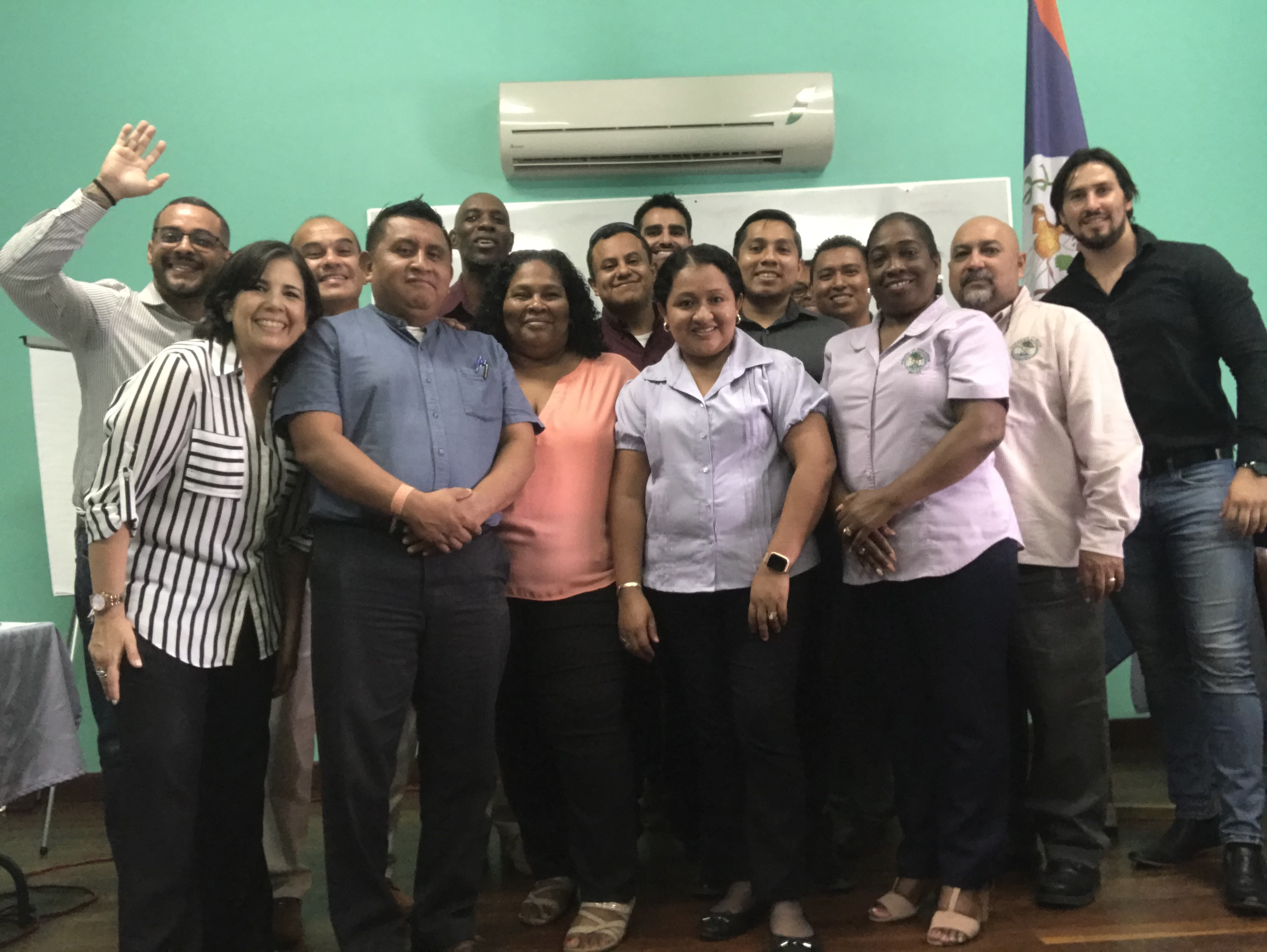 ProFuturo Program Officially Launched in Belize