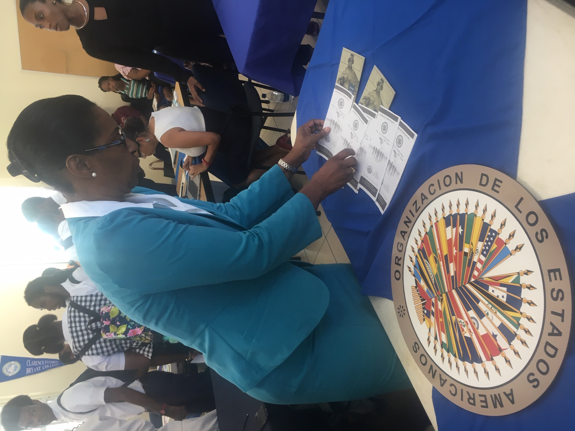 "Clarence Fitzroy Bryant College's (CFBC's) ""International Study Fair"" - October 23, 2018 - Basseterre, St Kitts
