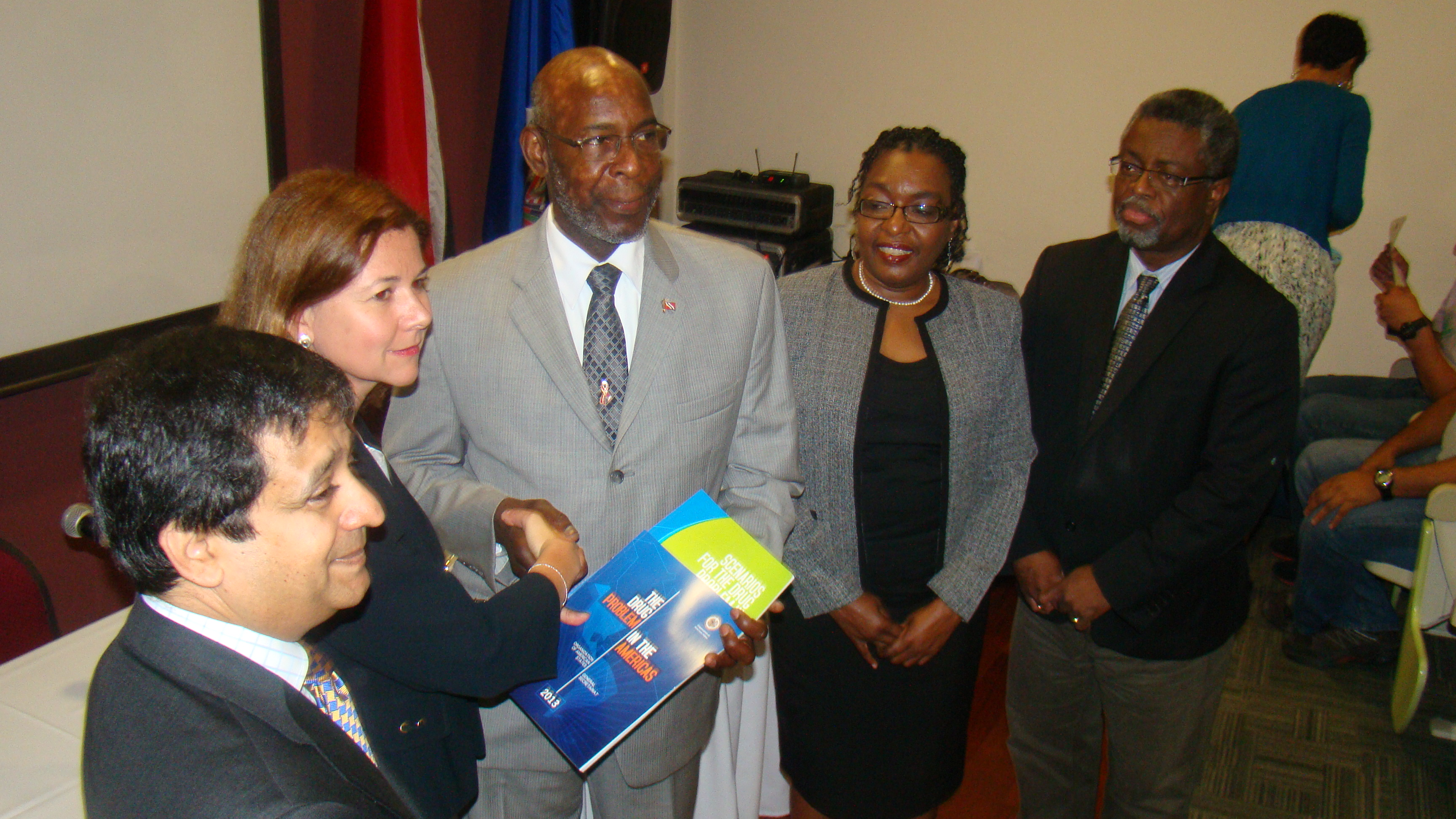 Seminar on the OAS Report: The Drug Problem in the Americas