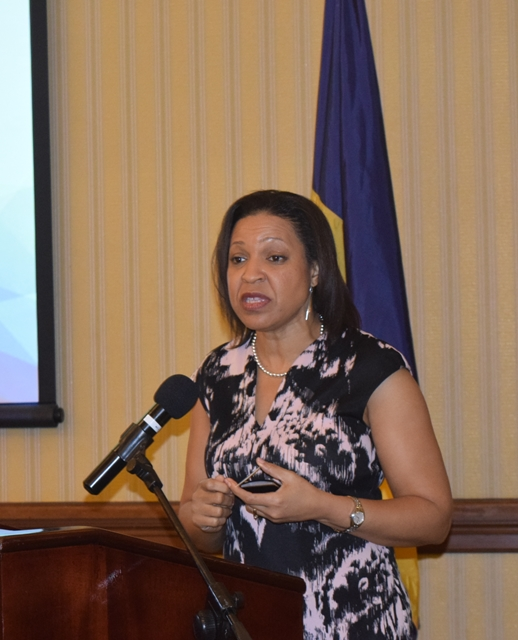 Closing remarks by, Mrs. Kim Osborne, Executive Secretary, OAS Secretariat of Integral Development, Maryse Robert Director of the Department of Economic Development and Hon. Patrick Faber Deputy Prime Minister of Belize and Minister of Education at the OAS Regional Forum, Towards Concrete Solutions for Addressing Youth Employment in the Caribbean. Hilton Barbados Dec 6, 2017