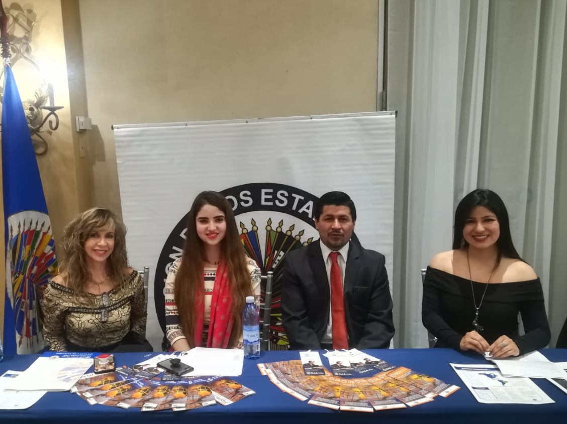 Feria Education USA- 2018- PROGRAMA FONDO ROWE