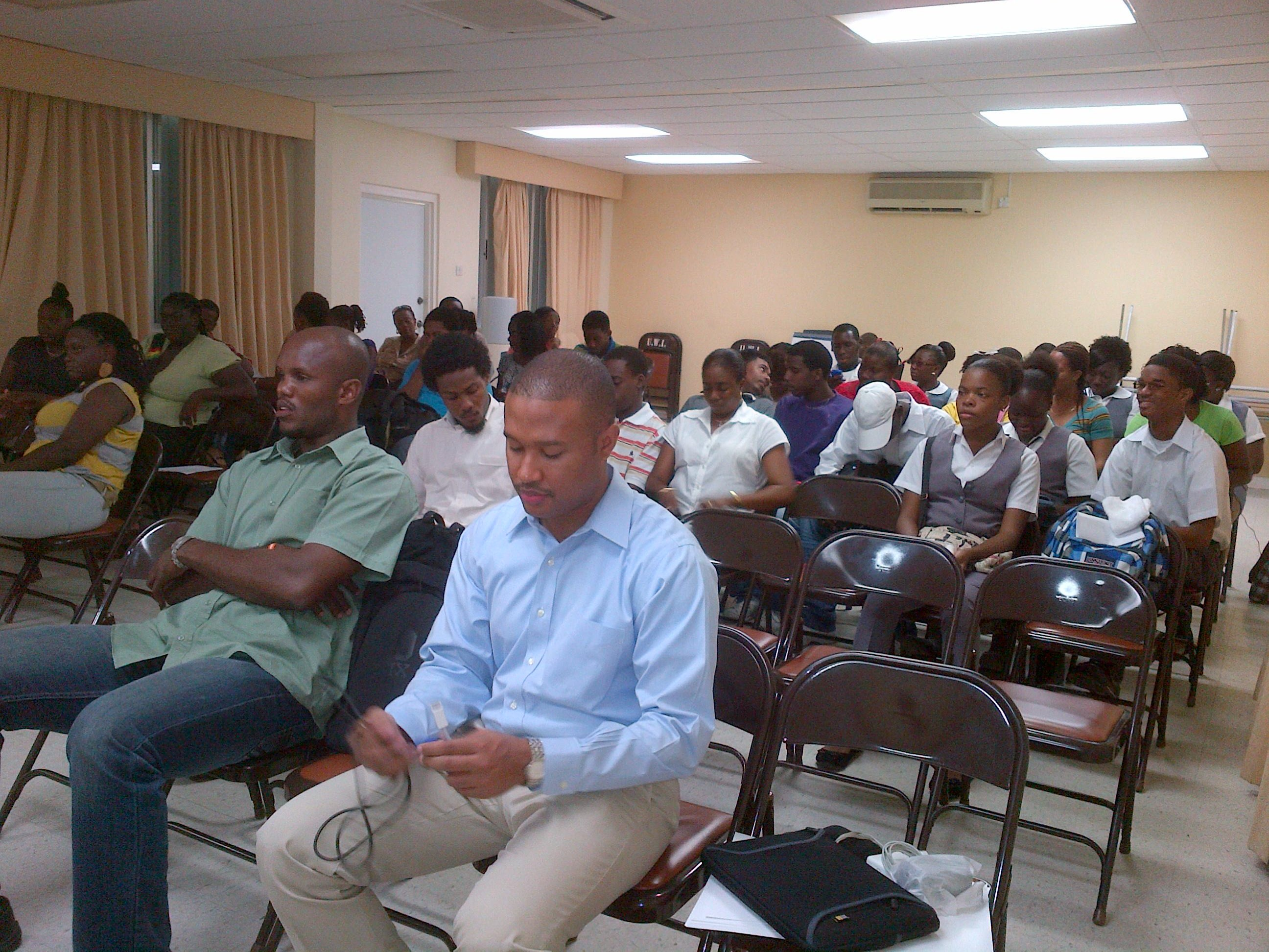 OAS Country Office Coordinates Mini Business Lab Training Course